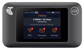 Telstra - 4Gx Wi-Fi Pro