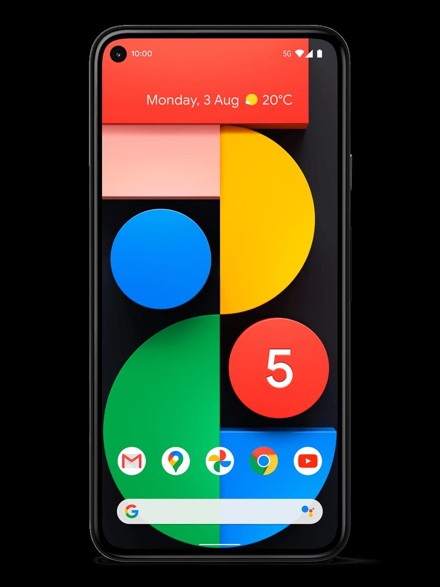 Google - Pixel 5