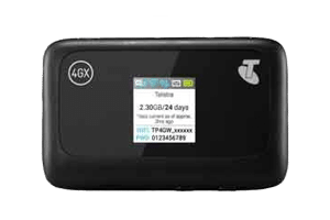 Telstra - 4GX Wi-Fi Plus