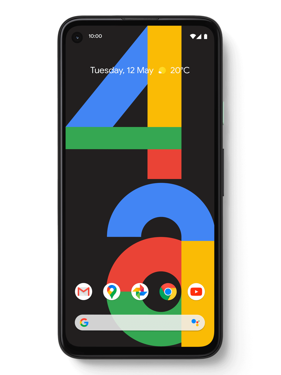 Google - Pixel 4a